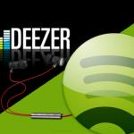 deezer spotify